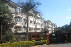 3 Bedroom Furnished Apartment in Westlands Nairobi