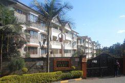 3 Bedroom Furnished Apartment in Westlands Nairobi